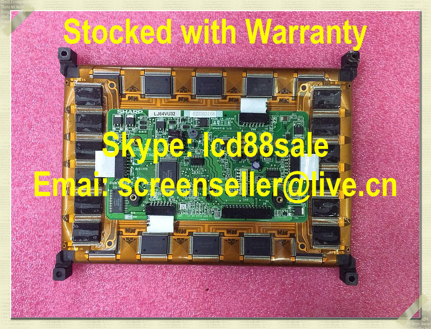 best price and quality  the original blue board  LJ64VU32  industrial LCD Displaybest price and quality  the original blue board  LJ64VU32  industrial LCD Display