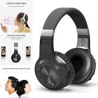 Bluedio Bluetooth 4.1 Wireless Headset Hurricane HT Stereo Headphone for Phones HJ55