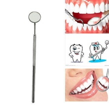 Pro DENTAL MOUTH INSPECTION MIRROR HANDLE Dentist Dentistry Tool Instrument