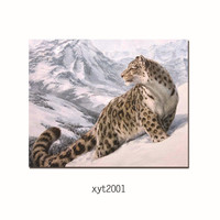 KEDODE HD Painting Oil Painting Animal Leopard Club Bar Decoration High Quality And Does Not Fade