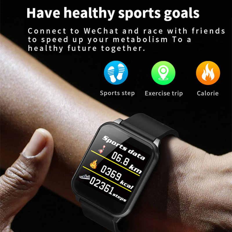Z02 Смарт-часы водонепроницаемые Reloj Inteligente Hear Rate Monitor фитнес-трекер сна Мужские Женские умные часы умный Браслет