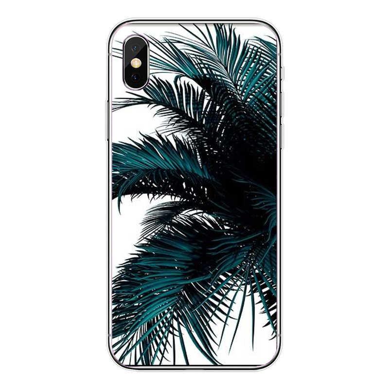 الموز يترك t جراب هاتف s الغلاف جراب هاتف كوف ل iphone 4 S 5C X 10 8 زائد XR XS ماكس حالة غطاء
