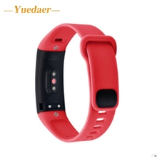 Yuedaer tiras para Huawei banda 2 pro pulseira Inteligente Pulseira correias de substituição para huawei banda 2 pro tiras de fitness wtachband