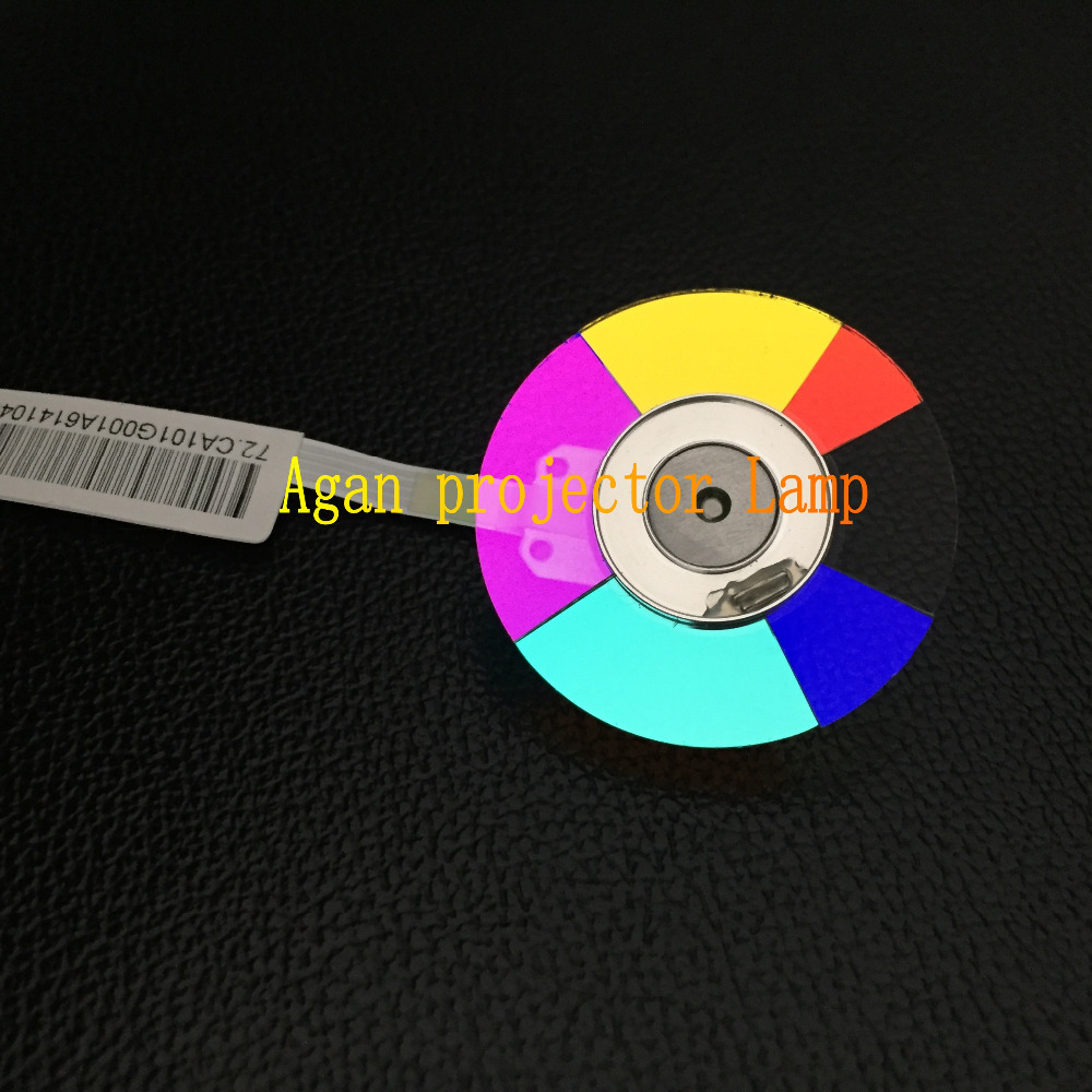 Brand new Original Projector Color Wheel for Optoma EP7258 wheel color 1PCS free shipping new original projector color wheel for vivitek d742hdc color wheel 1pcs