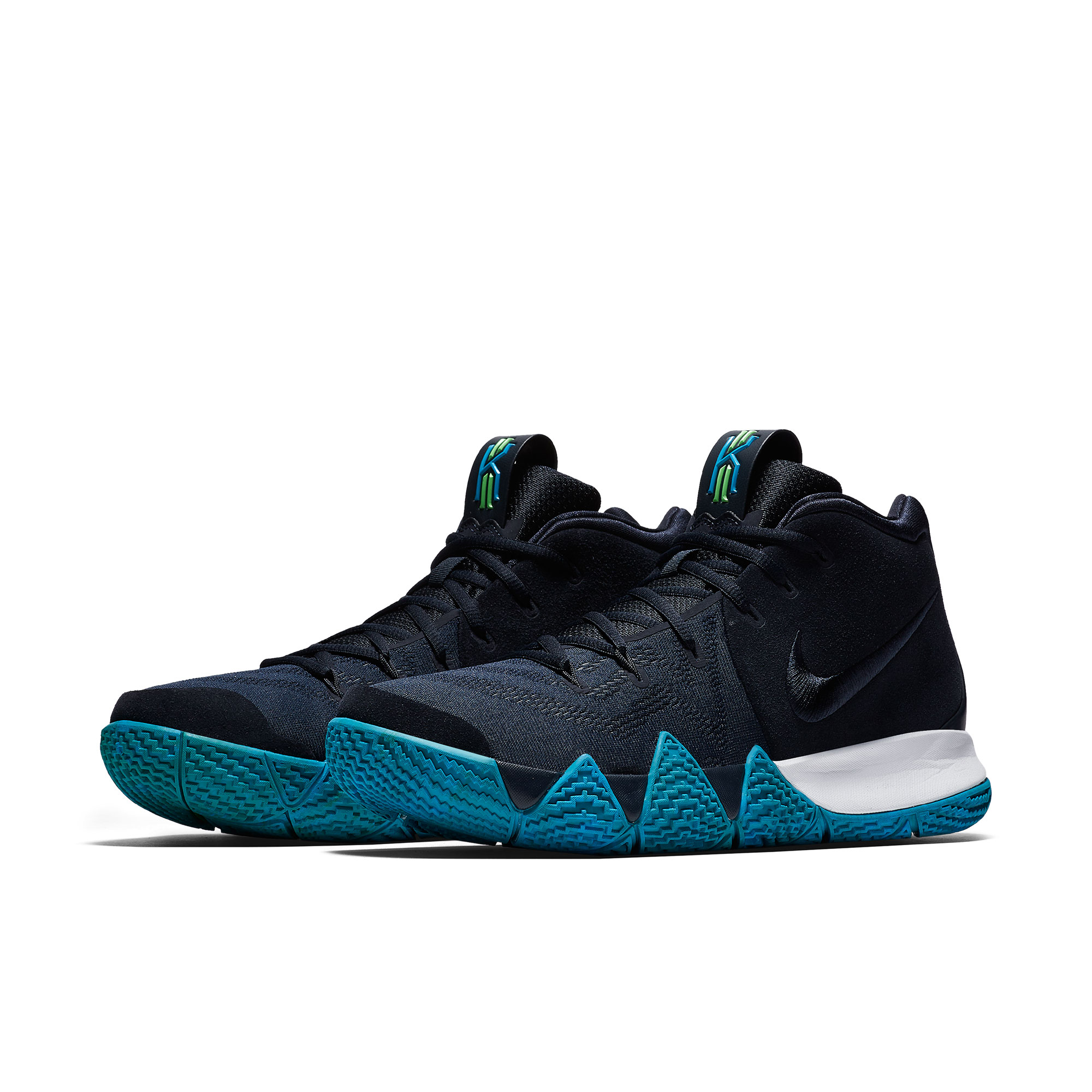 f2d3986bf41 Original New Authentic NIKE KYRIE 4 EPmens Breathable Basketball Shoes  943807 Medium Cut Hiking Sport Outdoor Sneakers for Men