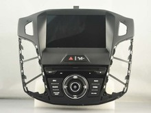Octa-core Android 6.0 2 GB RAM auto dvd player 1024 * 600LCD für FORD FOCUS 2012 2013 gps navigation bluetooth 3G kopfeinheiten stereo