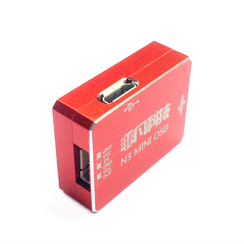 цена на Mini N3 OSD Module for DJI Phantom CAN Port OSD Replace DJI IOSD Mini Multicopter for DJI Phantom 2 2+ NAZA V2
