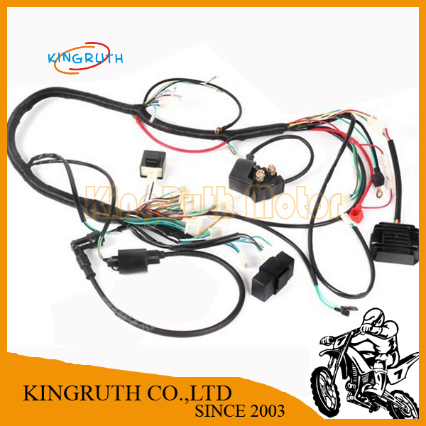 Chinese 110cc Atv Wiring Diagram Nilzanet – 110cc Chinese Atv Wiring Diagram