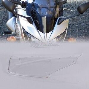 Image 5 - Для Yamaha FZ1 Fazer FZ1S FZS1000S велосипед мотоцикл лобовое стекло/Ветровое стекло Прозрачный 2006 2011 2007 2008 2009 2010