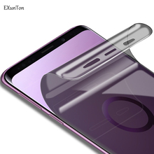 3D Full Cover Soft Hydrogel Membrane Privacy Screen Protector Film for Samsung S8 S9 Plus for Galaxy S 8 9 Plus Anti Spy Film стоимость