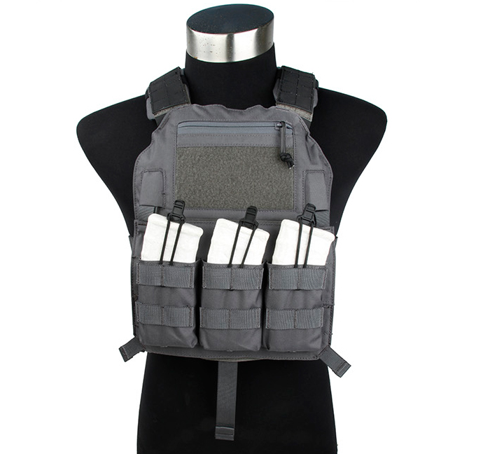 все цены на  Wolf Grey 4020 Plate Carrier Fast Clip Tactical Slick Plate Carrier+Free shipping(STG050923)  онлайн
