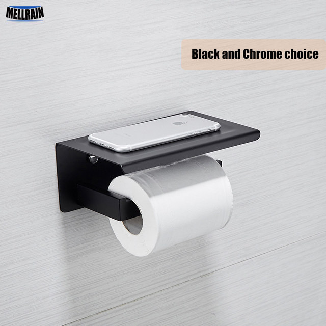 Aliexpress Buy Black Mirror Chrome Choice Toilet Paper Classy Bathroom Paper
