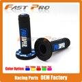 Protaper Blue Gel Rubber Handlebar Grips For YZF 125 250 450 CRF KXF KLX KTM Pit Dirt Bike Motocross Motorcycle Enduro MX