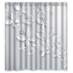 Дерево для ванной шторы полиэстер украшение из ткани и подарок для Bf Lover Valentine family Girls. Быстро сохнет