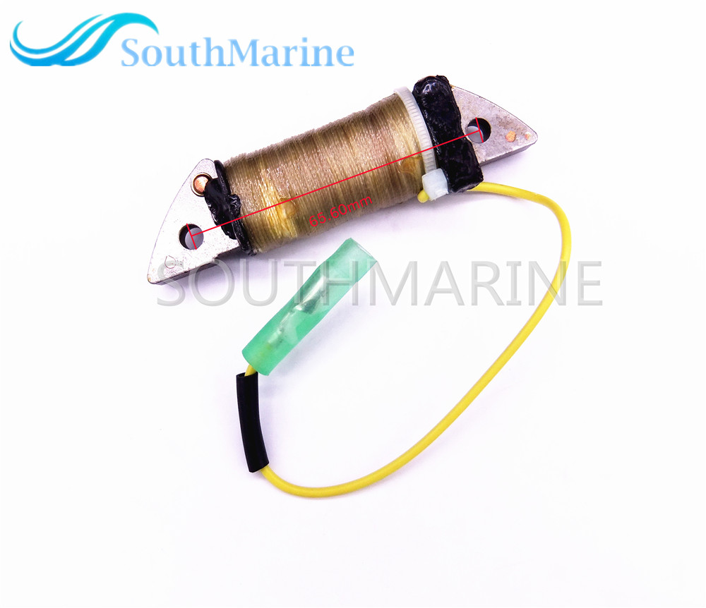 C.D.I CDI COIL Assy 4 wires fit Tohatsu Nissan Outboard 2.5-3.5HP 3F0-06060 3FO