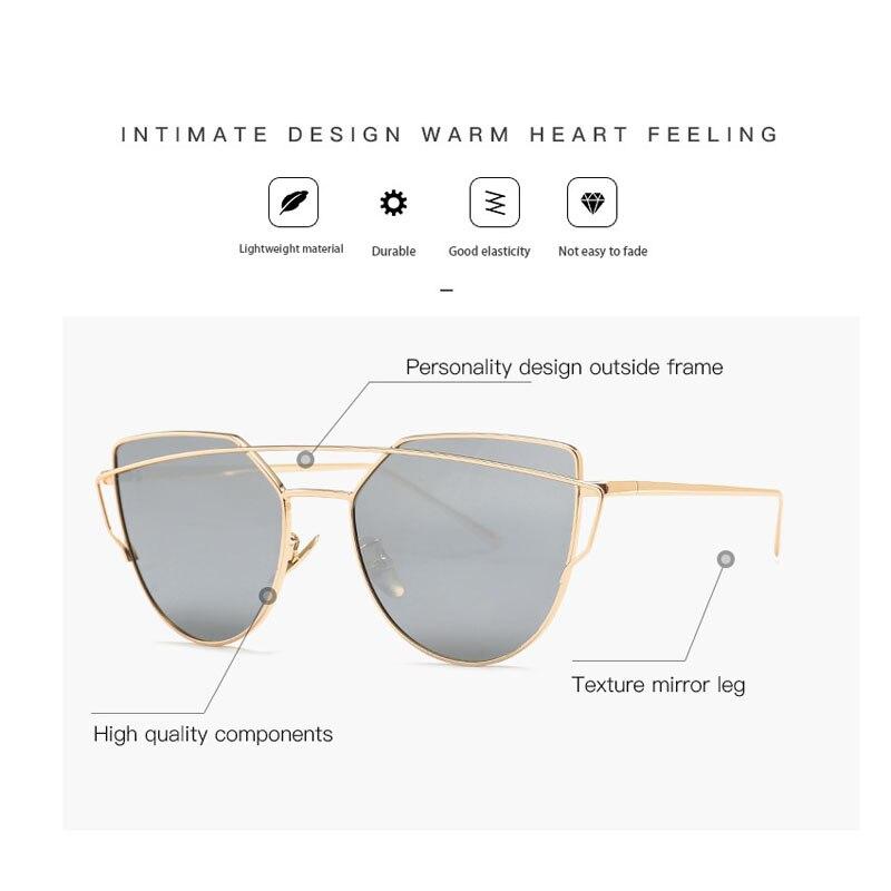 Double Beam Metal Frame Sunglasses Women Luxury Clear Lens Glasses UV400 Eyeglasses for Men Goggles Gafas Oculos Shades 808DF 4