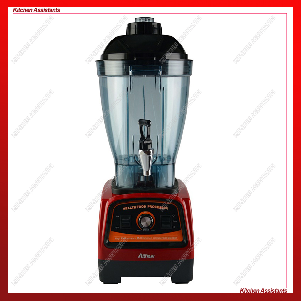A7600 Electric Bar Kitchen High Speed Food Mixer Knives 6 Liters Blender Mixer With Parts Set 2800W 3.3HP BPA FREE Blender