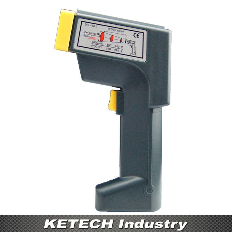 AZ-8866 Infrared Thermometer Measuring Range -20 ~ 420C цена