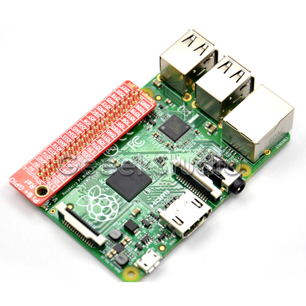 GPIO Reference Board For Raspberry Pi 2 Model B / Raspberry Pi 3 Model B