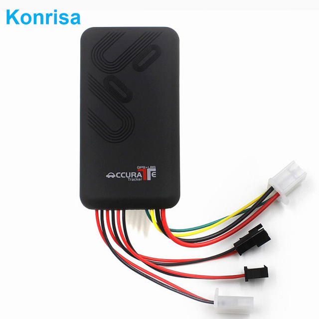 US $20 24 19% OFF|Car Monitor Locator GPS Tracker With Cut Off Fuel Stop  Engine SMS GSM GPRS Vehicle Tracking Device Remote Control For  Motorcycle-in