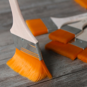 12 Pcs Painting Brush Set Paint Brushes Alca Cartel