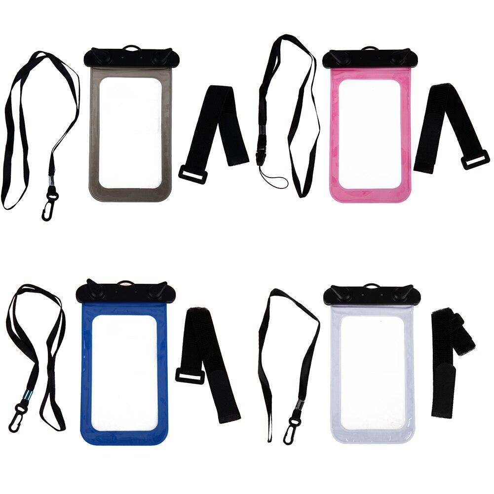 Alloet Водонепроницаемый телефон сумка осязаемый смартфон защитный сухой Чехол сумка с ремешком ARM пояс для Открытый Одежда заплыва
