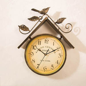 Fire Rong Yuan Wall Clock Decoration Wall Clock Watches
