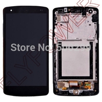 For LG Google Nexus 5 D820 D821 LCD Screen Display with Touch Screen Digitizer Assembly + Frame by free shipping; 100% warranty