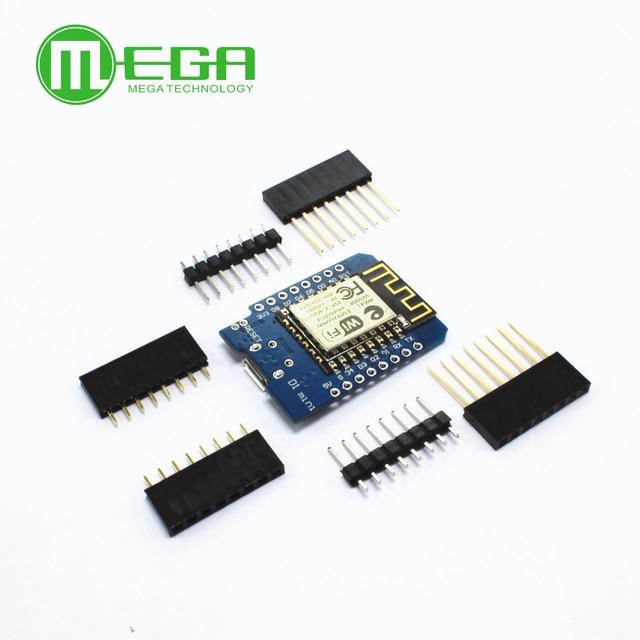 10pcs  D1 mini   Mini NodeMcu 4M bytes Lua WIFI Internet of Things development board based ESP8266