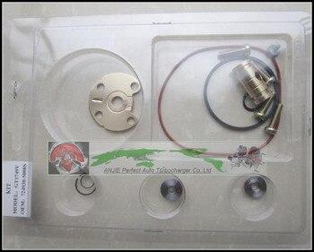 Livraison gratuite Kit de réparation Turbo reconstruire GT1749V 724930 724930-5008 S 724930-5009 S 724930-0009 pour AUDI A3 VW GOLF Touran BKD AZV 2.0L