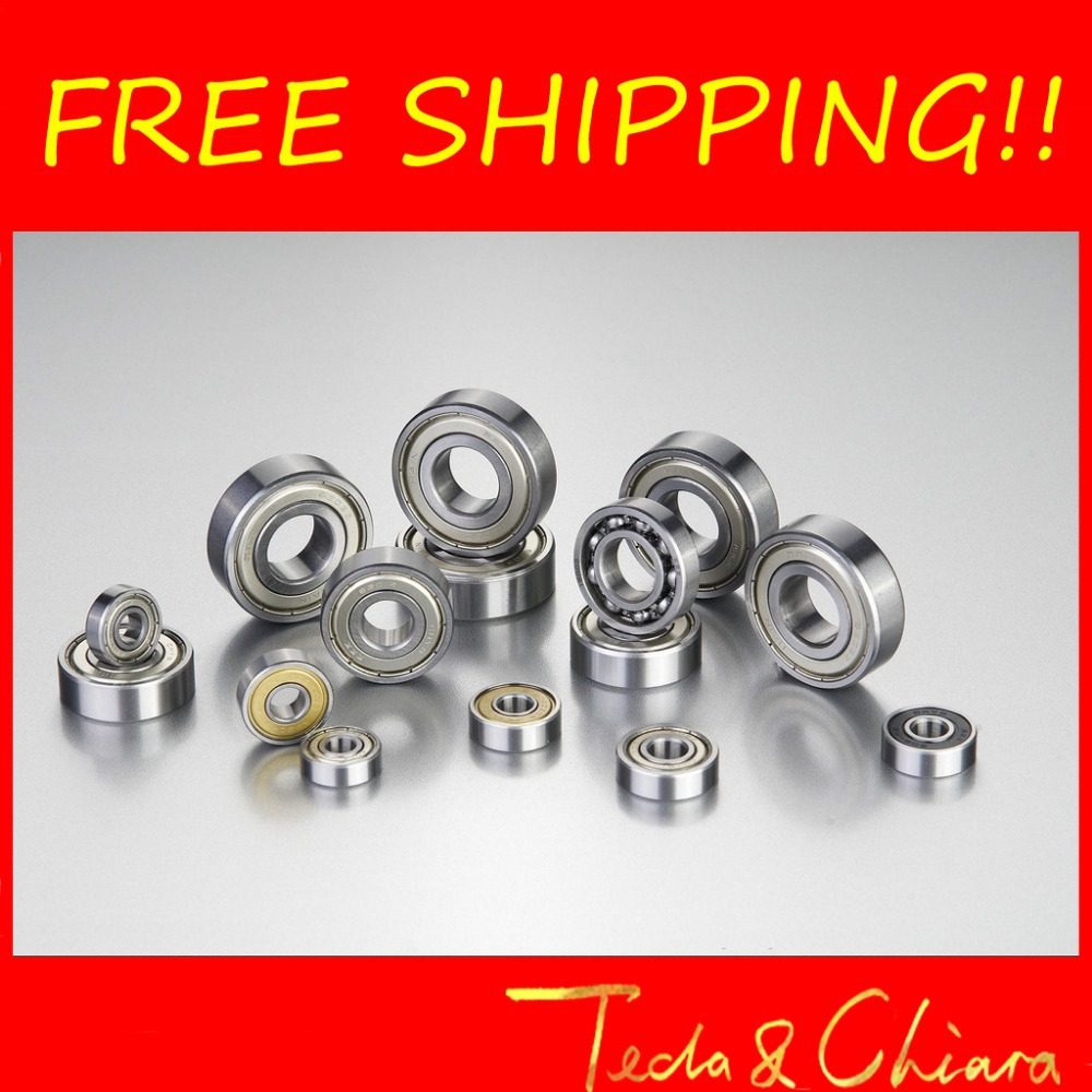 20 PCS 687 Metal OPEN High Precision Ball Bearing 7*14*3.5mm 7x14x3.5 mm