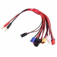 8 in 1 Multifunctional Convert charger Cable Lipo font b Battery b font Multi Charging Plug