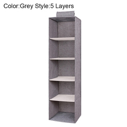 Drawer Shelves Hanging Wardrobe Organizer Storage Box Shoes Clothes For Bedroom Hot Sale