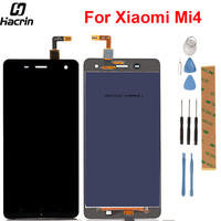 For Xiaomi 4 Mi4 Lcd Screen High Quality Lcd Display Touch Panel With Free Tools For