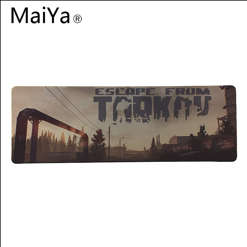 Maiya High Quality Escape From Tarkov Beautiful Anime Mouse Mat Rubber PC Computer Gaming mousepad 5