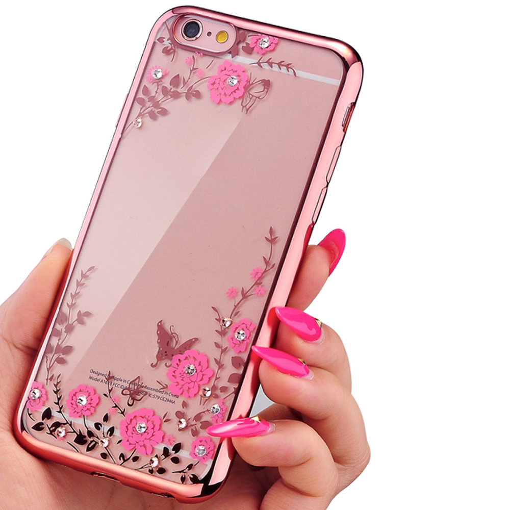 iphone rose gold case for iphone 5 cases ultra thin gold clear for 15414