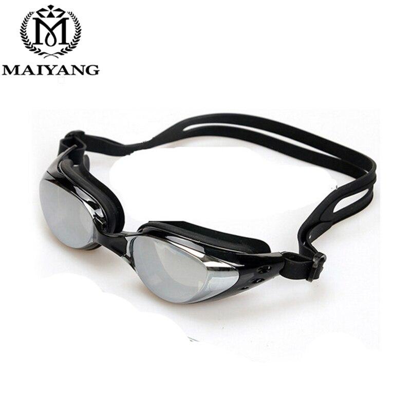 -2.0 ~-8.0 Antivaho Re-UV Dioptrías Gafas de Natación Miopía Gafas De Natación P