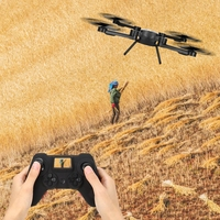 X8T Foldable RC Drone Dron Remote Control Drones Headless Mode RTF Helicopter Indoor Outdoor RC Quadcopter Toy