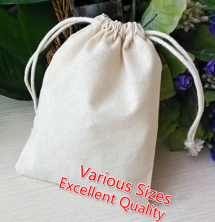 Online Get Cheap Small Muslin Drawstring Bags -Aliexpress.com ...