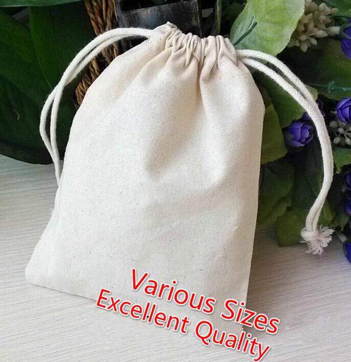 Online Get Cheap Small Muslin Drawstring Bags -Aliexpress.com ...