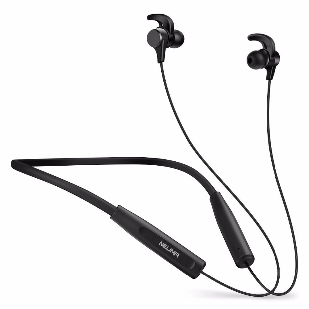 Bluetooth Headphones in Ear Earbuds Noise Cancelling Headsets 12 Hours Play Time aptX Hi Fi Stereo