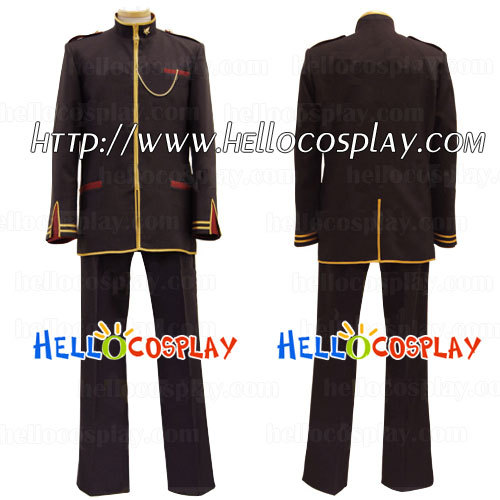 Fortune Arterial Cosplay School Boy Uniform H008