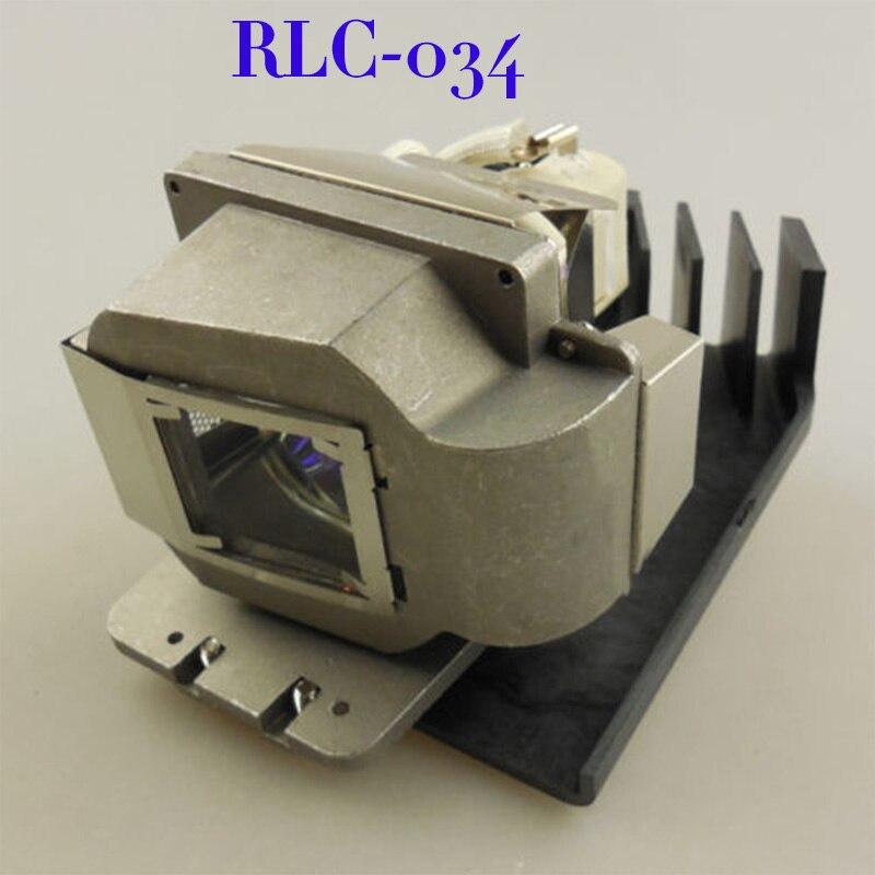 RLC-034 Projector lamp With Housing Module for Viewsanic PJ551D PJ557D PJD6220 PJD6220-3D цены онлайн