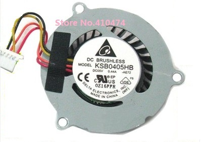 Novo Ventilador de refrigeração da CPU Frete grátis para ASUS EEEPC 1015 T 1015B PC1015PE 1015b 1015 p Laptop FAN KSB0405HA AE72