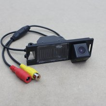 Для Hyundai IX35 2009 ~ 2013/HD CCD Ночное видение + высокое качество/автомобиля обратный Камера/Парковка Резервное копирование камера/заднего вида Камера