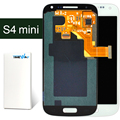2 unids pantalla lcd para samsung s4 mini i9190 i9192 i9195 con touch digitalizador asamblea