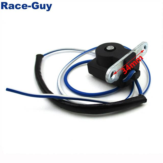 US $6 07 22% OFF|Stator Trigger Pickup Coil Ignitor For Chinese GY6 50cc  125cc 150cc Engine Scooter Moped ATV Quad Go Kart-in Motorbike Ingition  from
