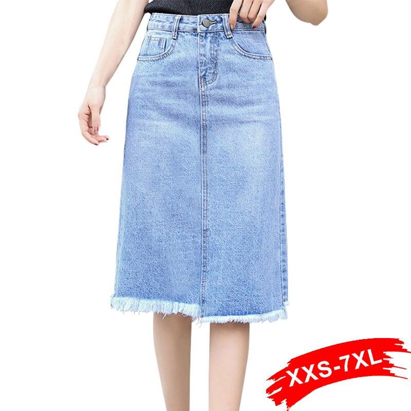 Compra falda midi plus size y disfruta del envío gratuito en AliExpress.com ec3592d5cc14
