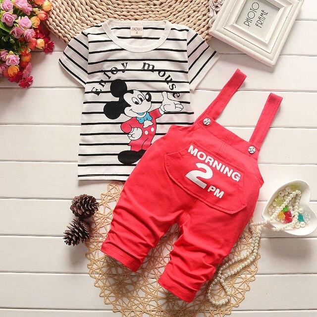 722ba60f8 2016 Hot New Spring Summer Baby Girl Clothes Pretty Cute Cartoon ...
