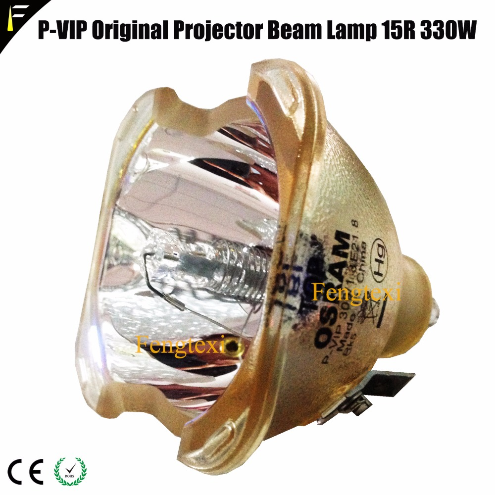 Commercial Lighting Stage Lighting Effect Original Stage Beam Vip Osr-ram Lamp 15r/r15 300w Lampara Foco Cabeza Robotica Movil 15r Beam Scanner Bulb